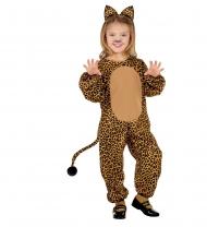 Kostume leopard til børn