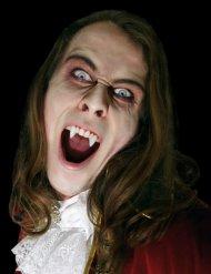 Hvide vampyrtænder voksen