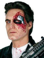 Cyborg sår med LED