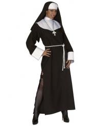 Fræk nonnekostume til kvinder