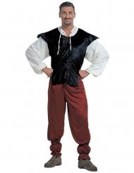 Gaston - Middelalderkostume til mænd