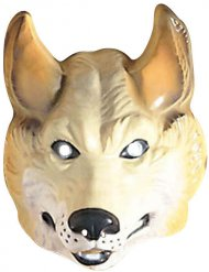 Maske dyr ulv til voksne
