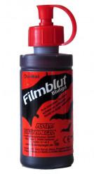 Flaske falsk blod 50 ml mørkerødt