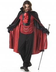 Kostume Mørkets Fyrste vampyr til mænd