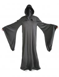 Maden med leen - Sort døden kostume til voksne