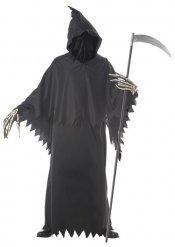 Kostume Manden med leen sort til mænd