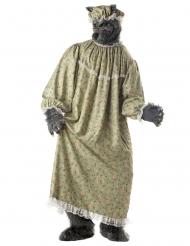 Kostume Bedstemor Ulv til voksne