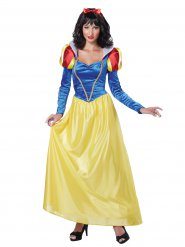 Eventyrlig prinsessekjole til kvinder