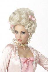 Marie Antoinette paryk til kvinder