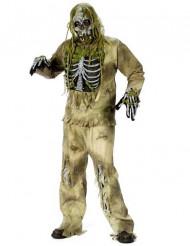 Kostume skelet krop Halloween