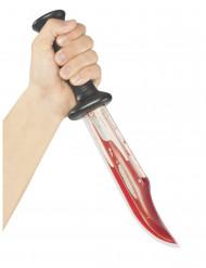 Blodig kniv til Halloween - voksen