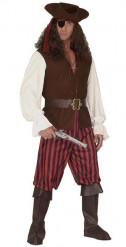 Kostume konge pirat til mænd