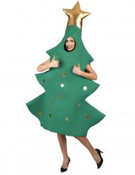 Kostume juletræ 3d til voksne
