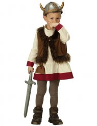 Kostume viking til børn