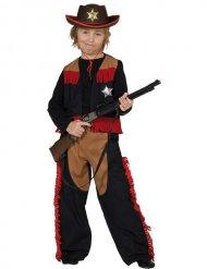 Kostume cowboy til børn