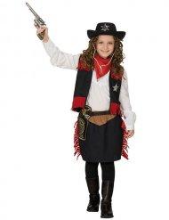 Kostume cowgirl til piger
