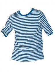 T-shirt matros med striber til mænd
