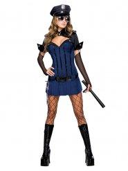 Kostume sexet politibetjent til kvinder