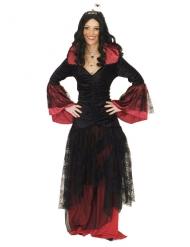 Kostume mørkets dronning til kvinder Halloween