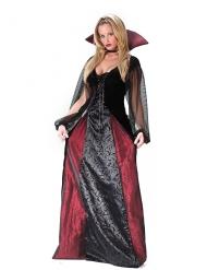 Kostume gotisk vampyr til kvinder