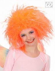 Paryk fe-dronning orange til piger
