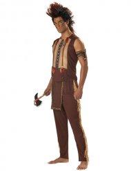 Kostume indianerhøvding til mænd