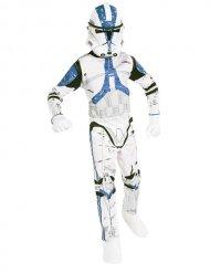 Kostume Clone Tropper Star Wars™ til børn