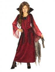 Kostume gotisk vampyr til piger.