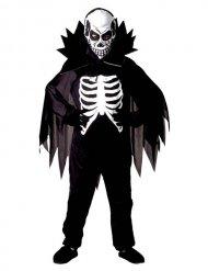 Kostume skelet greve til børn Halloween