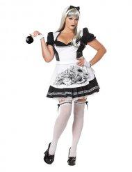 Kostume Alice skræmmende Halloween Store størrelser