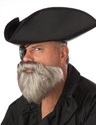 Skæg gråt pirat til mænd