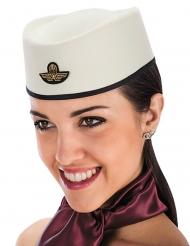 Hat stewardesse!