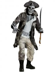 Pirat spøgelse kostume- Halloween dekoration