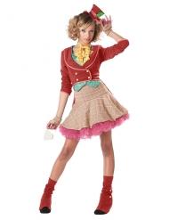 Kostume retro klovn til teenagere