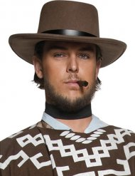Hat sheriff fra det vilde vesten brun til mænd