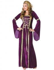 Lilla middelalderkostume til kvinder