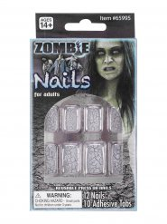 Zombie negle til voksne