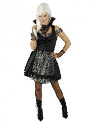 Dirndl sexet gotisk kostume kvinde