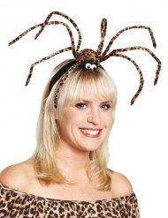 Halloween hårbånd med edderkop