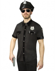 Kostume politiuniform til mænd