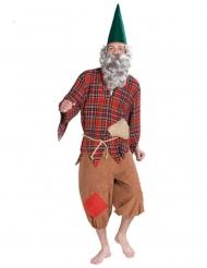 Kostume eventyr dværg til voksne