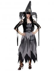 Kostume Heksekjole klassisk til Halloween