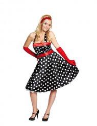 50´er kjole til kvinder