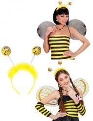Hårbøjle antenner bi med pels
