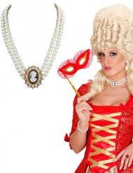 Barok perlekæde til kvinder