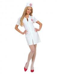 Miss helper - Sexet sygeplejerskeuniform til kvinder