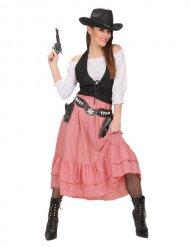 Kostume Sheriff vilde vesten til kvinder