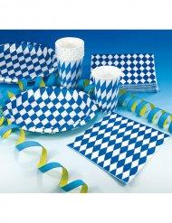Pakke med 20 dekorative servietter til at fejre det Bayerske tema