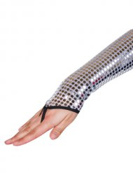 Disco handske uden fingre