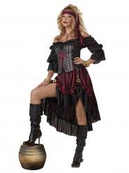 Donna rom - Piratkostume til kvinder